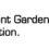 Best Kept Front Garden Competition