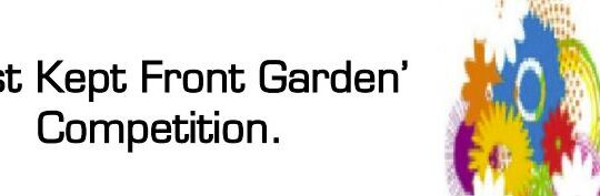 Best Kept Front Garden Competition.